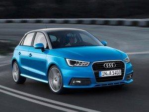 цены на обновленный хэтч Audi A1