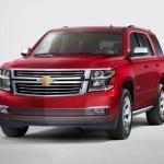 Новые Chevrolet Tahoe, Suburban и GMC Yukon 2015