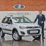 АвтоВАЗ испытал «внедорожную» Lada Kalina на краш-тестах