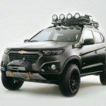 Разработчики GM-AVTOVAZ завершили тесты «второй» Chevrolet NIVA
