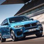 Кроссовер BMW X6 M не уступил в Нюрбургринге спорт-купе BMW M3