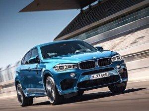 Кроссовер BMW X6 M не уступил в Нюрбургринге BMW M3