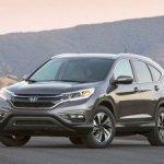 Honda CR-V признана «Кроссовером года» по версии журнала Motor Trend
