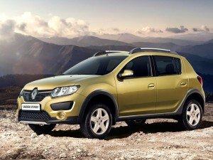 цены на Renault Sandero Stepway нового поколения