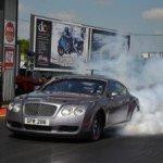 Тюнеры превратили Bentley Continental GT в гоночный болид