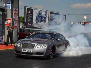 Тюнеры превратили Bentley Continental в гоночный болид