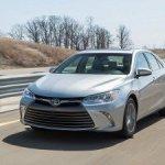 Сборка обновленной Camry стартовала на питерском заводе Toyota