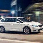 Seat Leon в кузове универсал признан лучшим автомобилем для буксировки