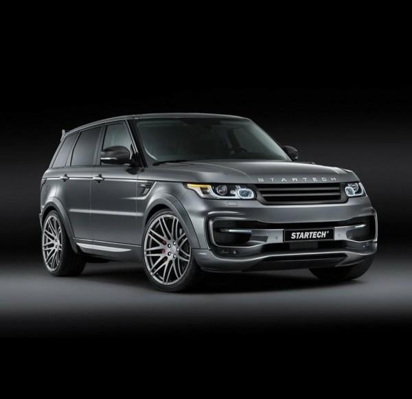 Range Rover Sport 2 в тюнинге