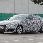 Audi готовится к производству седана A4 девятого поколения