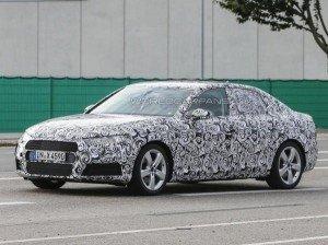 Audi готовится к производству седана