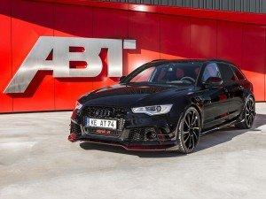 Audi RS6-R покажут в Женеве