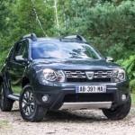 Рестайлинговый Renault Duster 2014 года