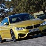 Купе BMW M4 прекрасно себя показало на тестах в Нюрбургринге