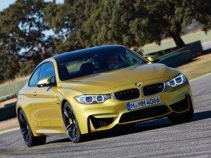 BMW M4 прекрасно себя показало на тестах