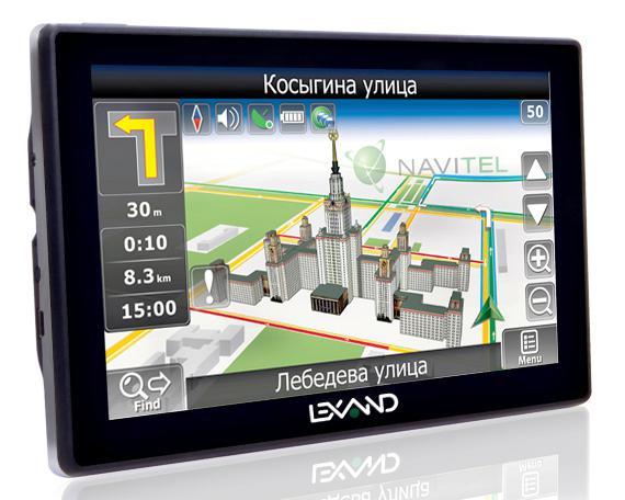 навигаторов Lexand