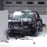 Краш-тест Toyota Corolla 2014 от IIHS (видео)