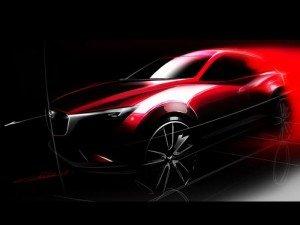 новинки Mazda для мотор-шоу