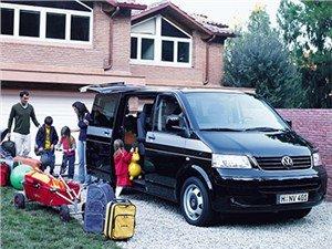 Volkswagen Multivan признан «Лучшим авто для семьи»