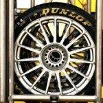 Компания Dunlop предлагает клиентам свои шины на тест-драйв