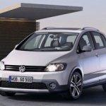 На базе Volkswagen Golf будет разработан кроссовер