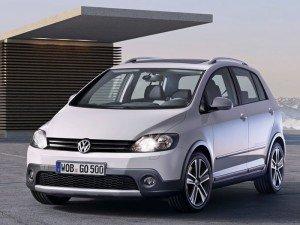 На базе Volkswagen Golf