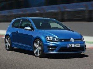 Volkswagen Golf следующего поколения