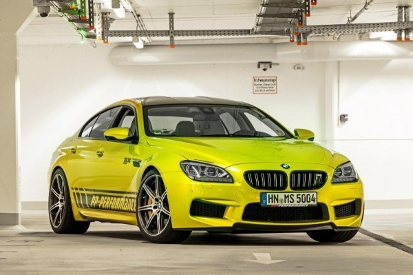 BMW M6 Gran Coupe от PP-Performance