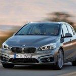 BMW 2-серии Active Tourer с гибридной установкой дебютирует в 2015-м