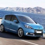 Новый Renault Scenic 2012 в России: фото, видео