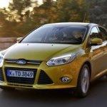 Ford Focus признан в России лучшим авто для семьи
