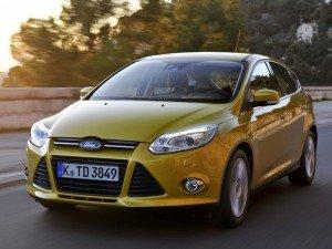 Ford Focus признан лучшим авто для семьи