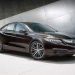 У спорт-седана Acura TLX появился шанс стать «Автомобилем года» в США