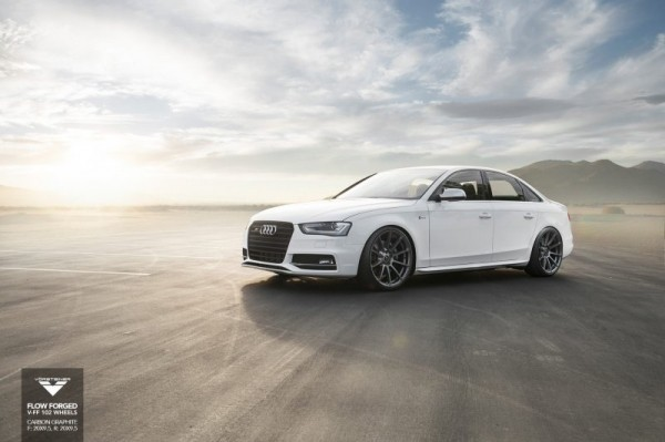 Audi S4 в доработке Supreme