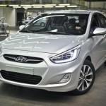 Hyundai Solaris 2013: цена, фото, характеристики