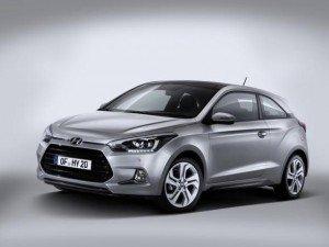 Рассекречена модификация хэтча Hyundai i20