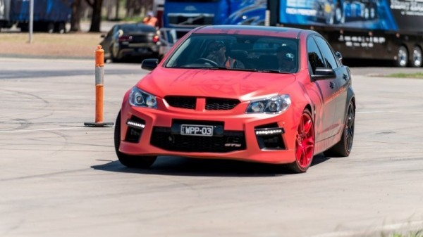 Performance поднял мощность седана HSV GTS