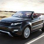 Land Rover разрабатывает внедорожник с открытым верхом