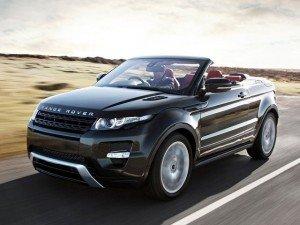Land Rover разрабатывает внедорожник
