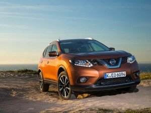 Новый Nissan Х-Trail начинают собирать в Петербурге