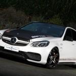 Posaidon увеличил мощность Mercedes E63 AMG до 850 л. с.