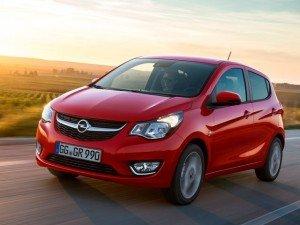 Opel представил свою самую бюджетную модель