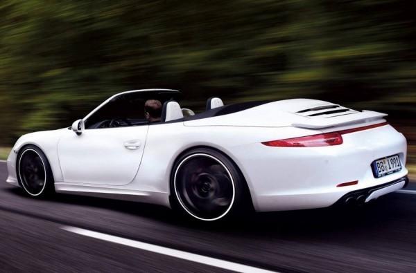 Тюнинг Porsche 911 Carrera 4S