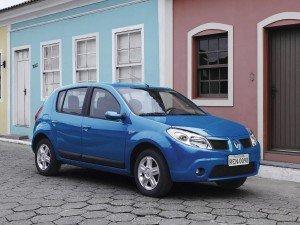 прекращено производство Renault Sandero