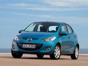 Mazda2 признана самым надежным авто
