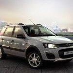 На АвтоВАЗе объявили старт продаж Cross-версии универсала Lada Kalina