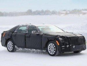 Cadillac будет представлен в апреле