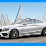 Купе Mercedes C-класса будет представлено через год