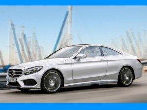 Купе Mercedes C-класса