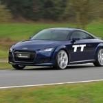 В ателье B&B Automobiltechnik доработали новый Audi TT